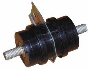 Переходник (изолятор) Д9-Р116-01 с охранным электродом.