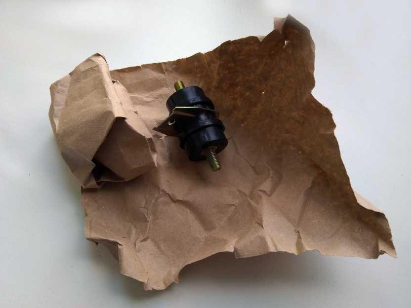 Переходники Д9-Р116-01 в упаковочной бумаге.